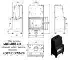 Aquario Z14 schéma