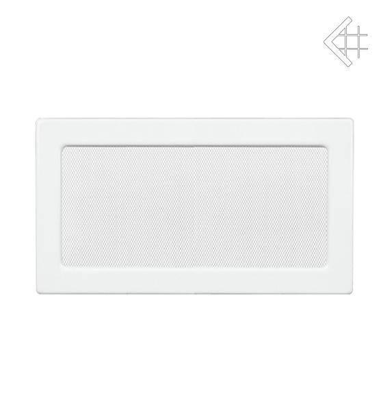 KRATKI ventilační mřížka 17x37 bílá