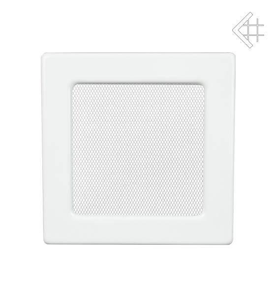 KRATKI ventilační mřížka 22x22 bílá