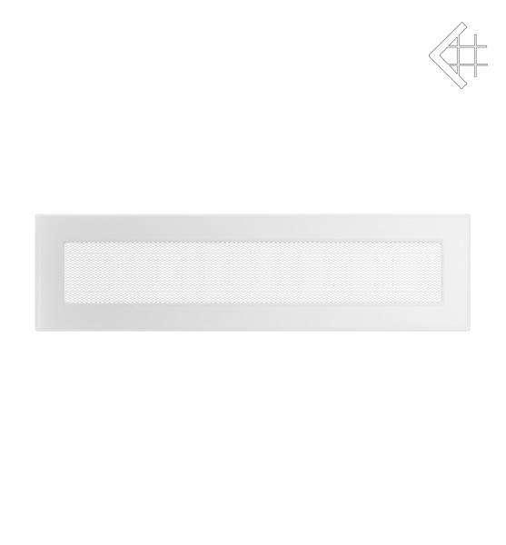 KRATKI ventilační mřížka 11x42 bílá