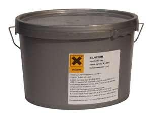 SILATERM univerzální kamnářský tmel 6kg (vědro) Silca