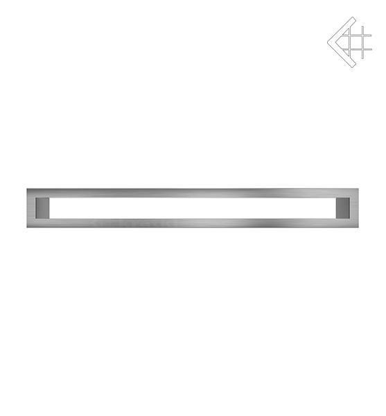 KRATKI mřížka TUNEL 6X60 cm nerezová
