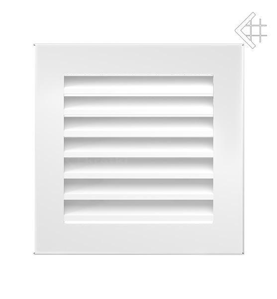 KRATKI ventilační mřížka FRESH 17x17 bílá