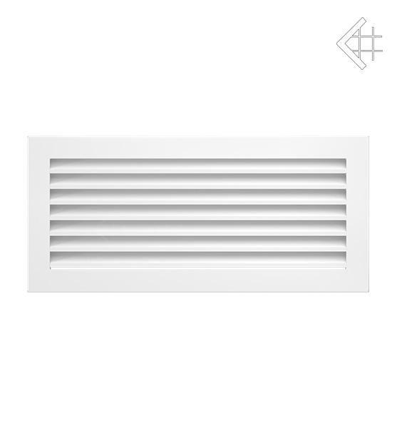 KRATKI ventilační mřížka FRESH 17x37 bílá