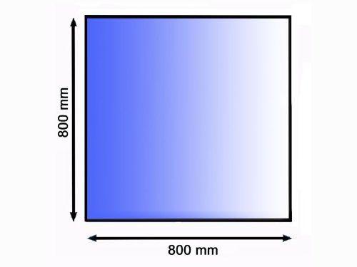 Lienbacher 21.02.893.2 sklo pod kamna, 8 mm