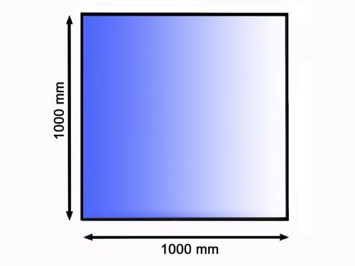 Lienbacher 21.02.894.2 sklo pod kamna, 8 mm