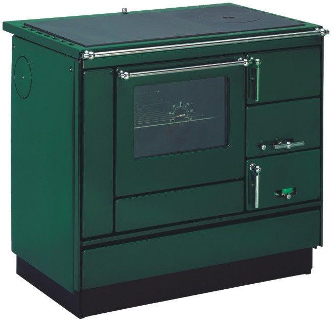 KVS MORAVIA VSP 9100.7482 zelený levý s chromovanými doplňky, ocelová broušená plotna DOPRAVA A KOUŘOVODY ZDARMA