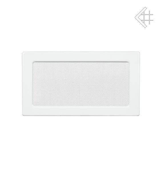 KRATKI ventilační mřížka 22x37 bílá