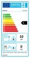 KRATKI ANTEK 10 rovné sklo litinová krbová vložka DOPRAVA ZDARMA
