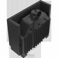 Kratki teplovzdušná krbová vložka MB 120 G 22 kW gilotina DOPRAVA ZDARMA