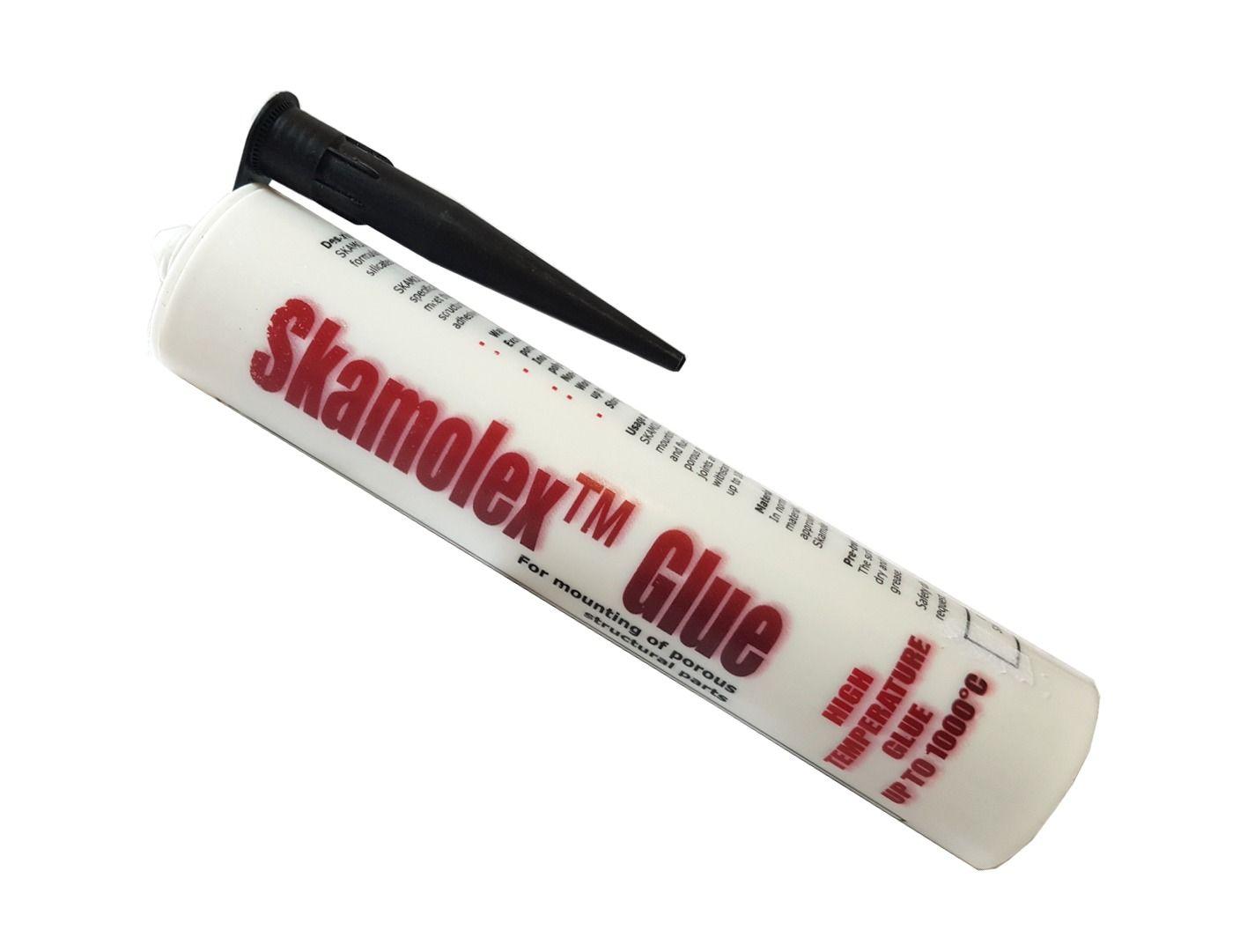 lepidlo SKAMOLEX GLUE - kartuš 310 ml Silaterm