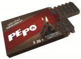 PE-PO podpalovač dřevěný 2v1