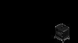 KRATKI Koza K6 černá litinová kamna s ventilátorem TURBOFAN doprava zdarma