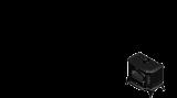 KRATKI Koza K9 černá litinová kamna s automatickým řízením přívodu vzduchu ASDP - DOPRAVA ZDARMA