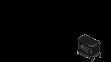KRATKI Koza K9 150mm černá litinová kamna s ventilátorem TURBOFAN doprava zdarma