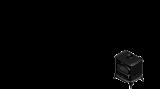 KRATKI Koza K6 černá litinová kamna s automatickým řízením přívodu vzduchu ASDP - DOPRAVA ZDARMA