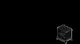 KRATKI Koza K6 130mm černá s automatickým řízením přívodu vzduchu ASDP - DOPRAVA ZDARMA