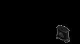 KRATKI Koza K8 průhledová litinová kamna doprava zdarma