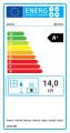 Kratki teplovzdušná krbová vložka MB 100 G gilotina