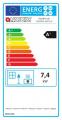 La Nordica Insert 80 EVO Crystal 2.0 krbová vložka s ventilátory DOPRAVA A KOUŘOVODY ZDARMA