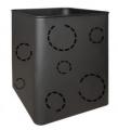 LIENBACHER - koš na dřevo 21.02.141.2 - kovaná ocel