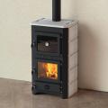 MBS Thermo Vulkan Plus teplovodní krbová kamna s výměníkem, mastek DOPRAVA ZDARMA