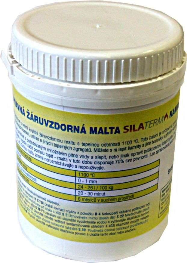 Opravná malta KAMMAL 30, 1kg Silaterm