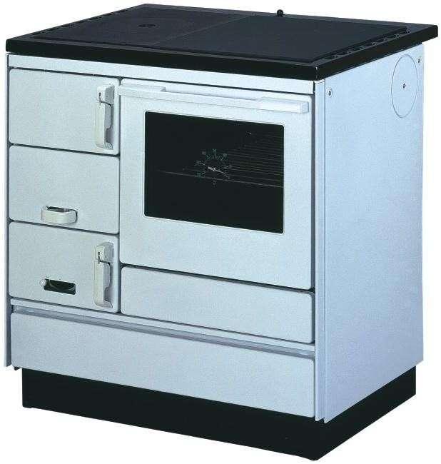 KVS MORAVIA 9103.1102 bílý pravý plastové doplňky, plotna litinová+ocelová stříkaná DOPRAVA A KOUŘOVODY ZDARMA