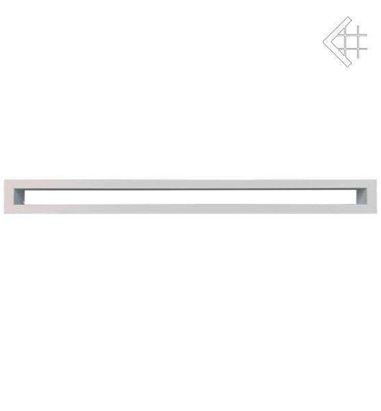 KRATKI mřížka TUNEL 6X100 cm bílá