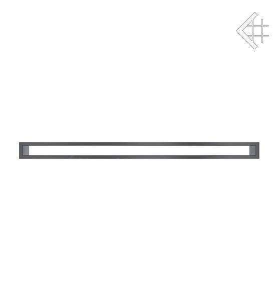 KRATKI mřížka TUNEL 6X100 cm grafit
