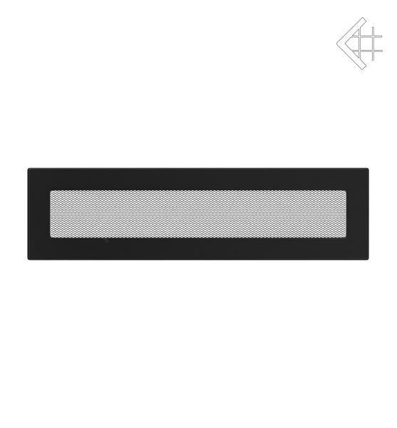 KRATKI ventilační mřížka 11x42 černá