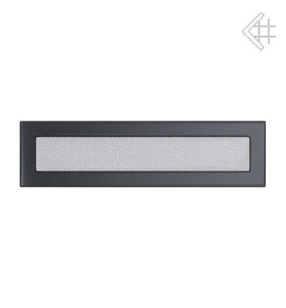 KRATKI ventilační mřížka 11x42 grafit