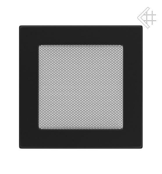 KRATKI ventilační mřížka 17x17 černá