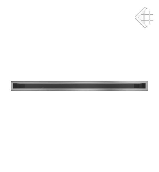 KRATKI mřížka LUFT 6X100 cm nerezová