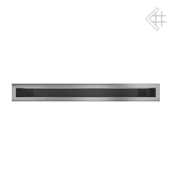 KRATKI mřížka LUFT 6X60 cm nerezová