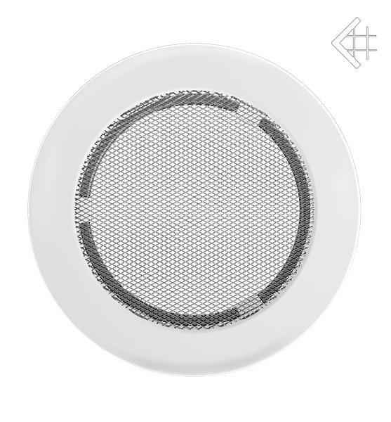 KRATKI ventilační mřížka kulatá ∅150mm bílá